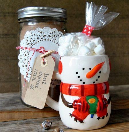 Ideas Regalos De Navidad Manualidades Horade Regalos - Ideas-para-regalar-en-navidad-manualidades
