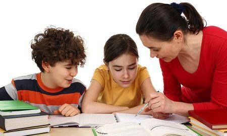 Resultado de imagen para padres e hijos estudiando